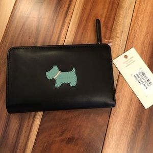 Radley London Heritage Scottie Dog Wallet NEW